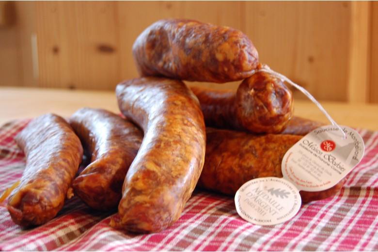 Saucisse de Montbéliard